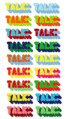 talk: talk: by Banalities (n)